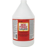 Mod Podge Gloss Lustre Gallon Bottle 3.78L CS11204