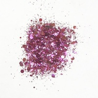 Cosmic Shimmer Biodegradable Glitter Mix 10ml Pink Fizz