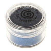 Cosmic Shimmer Brilliant Sparkle Embossing Powder Denim