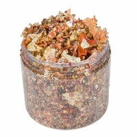 Cosmic Shimmer Gilding Flakes 200ml Harvest Moon