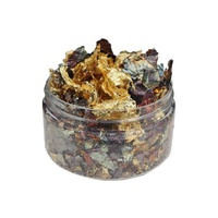 Cosmic Shimmer Gilding Flakes 200ml Mulled Wine