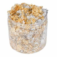 Cosmic Shimmer Gilding Flakes 200ml Sunlight Speckle