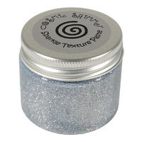 Cosmic Shimmer Sparkle Texture Paste Silver Moon 50ml