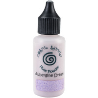 Cosmic Shimmer Pixie Powder Aubergine Dream