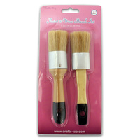 Crafts-Too Ink Paint & Wax Brush Set