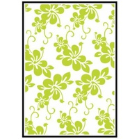 Crafts-Too Embossing Folder Blossom 4.25x5.5