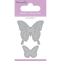 Dovecraft Value Die Butterflies