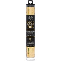 Deco Foil Specialty Transfer Sheets 6X12 5/Pkg Gold Shattered Glass