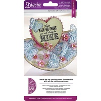 Crafter's Companion Die'sire Dies Create-A-Card Butterfly Garden