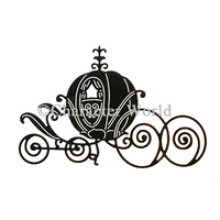 Disney Princesses Fairytale Carriage DUS0639