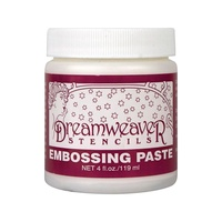 Dreamweaver Embossing Paste 4oz
