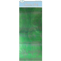 Elizabeth Craft Design Mylar Shimmer Sheetz Peridot Gemstone