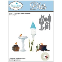 Elizabeth Craft Designs Dies CountryScapes Woods 2