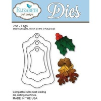 Elizabeth Craft Designs Dies Tags