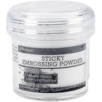 Ranger Embossing Powder Sticky