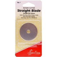 Sew Easy 45mm Rotary Cutter Blade Straight