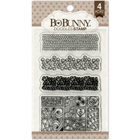 Bo Bunny Essentials Stamps Doodles