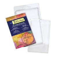 Gel Press PolyGel Plate Reusable Gel Printing Plate 3x5