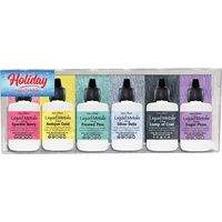 Ken Oliver Color Burst Liquid Metal Assortment Holiday