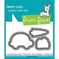 Lawn Fawn Cuts Home For The Holidays LF1221