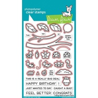 Lawn Fawn A Bug Deal Stamp+Die Bundle