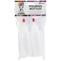Dina Wakley Media Pouring Bottles Set 2pk