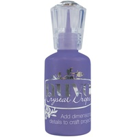 Nuvo Crystal Drops 30ml Gloss Crushed Grapes