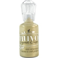 Nuvo Crystal Drops 30ml Pale Gold