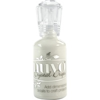 Nuvo Crystal Drops 30ml Oyster Gray