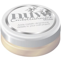Nuvo Embellishment Mousse 62gms Mother Of Pearl