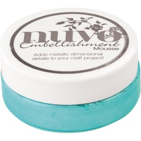 Nuvo Embellishment Mousse 62gms Coastal Surf