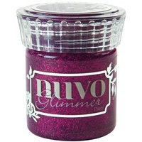 Nuvo Glimmer Paste 45gms Plum Spinal