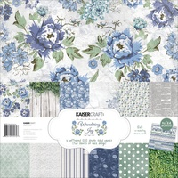 Kaisercraft 12x12 Paper Pack Wandering Ivy with BONUS Stickers