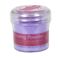 Papermania Embossing Powder Lilac 28g
