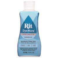 Rit Dye More Synthetic Liquid 207ml Kentucky Sky