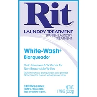 Rit Dye Powder White Wash 1.875oz