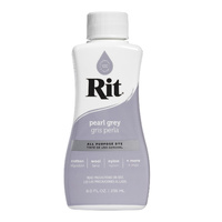 Rit Dye Liquid 236ml Pearl Grey