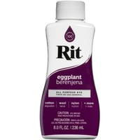 Rit Dye Liquid 236ml Eggplant