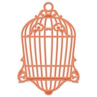 Spellbinders Shapeabilities Die DLites Bird Cage Two S3-203