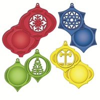 Spellbinders Nestabilities Mix-N-Match Ornaments S4-405
