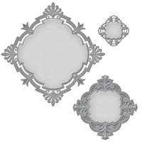 Spellbinders Nestabilities Dies Savoy Decorative Element S4-589
