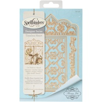 Spellbinders Die Double Heart Gatefold Card S6-126