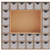 KaiserCraft MDF Box Advent Calendar SB2510