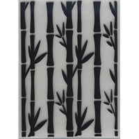 Embossing Folder Bamboo Forest 10.5cm x 14.5cm