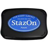 StazOn Craft Ink Azure