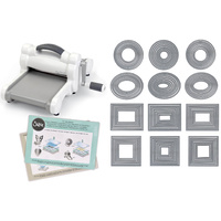 Sizzix Big Shot Machine and 84 Dies Starter Bundle