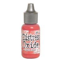Tim Holtz Distress Oxides Reinker Barn Door