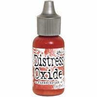 Tim Holtz Distress Oxides Reinker Fired Brick