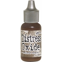 Tim Holtz Distress Oxides Reinker Walnut Stain