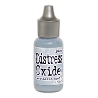 Tim Holtz Distress Oxides Reinker Weathered Wood
